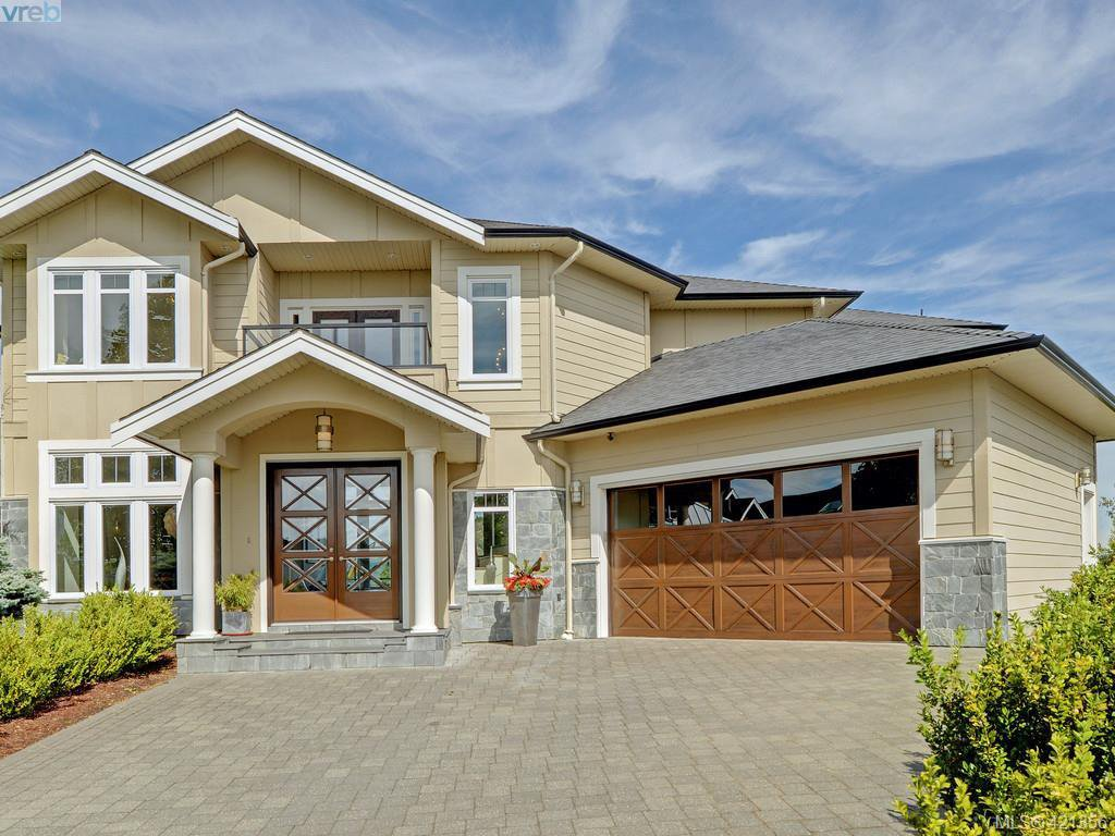 Main Photo: 1094 Bearspaw Plateau in VICTORIA: La Bear Mountain Single Family Detached for sale (Langford)  : MLS®# 421356