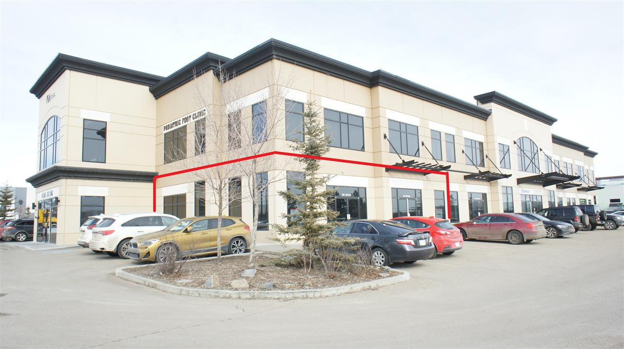 Main Photo: 4963-4967 55 Avenue NW in Edmonton: Zone 42 Retail for lease : MLS®# E4190149