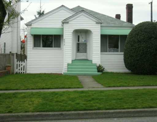 Main Photo: 8079 FRENCH ST in Vancouver: Marpole House for sale (Vancouver West)  : MLS®# V594657