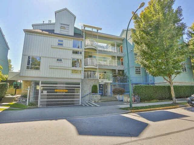 Main Photo: 308 1920 E KENT AVE SOUTH AVENUE in : South Marine Condo for sale (Vancouver East)  : MLS®# V1083618