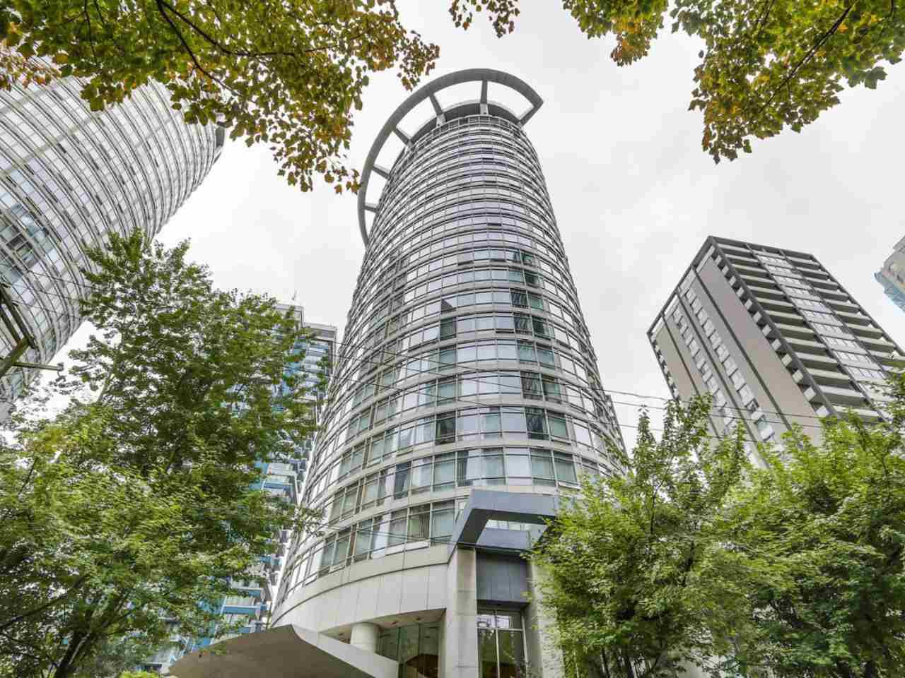 Main Photo: 1805 1288 ALBERNI STREET in : West End VW Condo for sale : MLS®# R2106505
