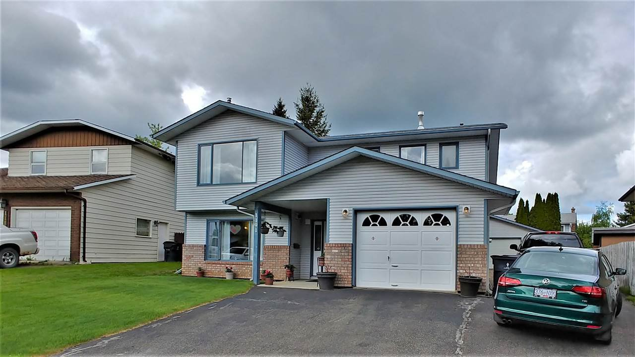 """Main Photo: 1191 STIRLING Drive in Prince George: Highland Park House for sale in """"HERITAGE"""" (PG City West (Zone 71))  : MLS®# R2461923"""