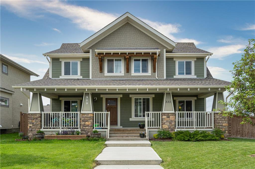 Main Photo: 333 MAHOGANY Boulevard SE in Calgary: Mahogany House for sale : MLS®# C4302824