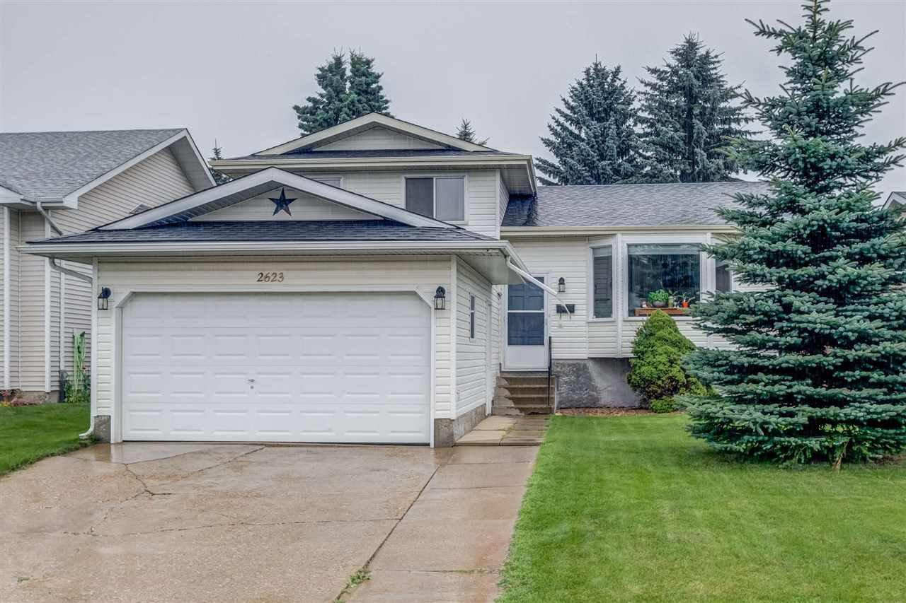 Main Photo: 2623 43 Street in Edmonton: Zone 29 House for sale : MLS®# E4209637