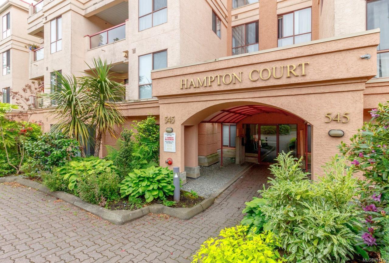 Main Photo: 412 545 Manchester Rd in : Vi Burnside Condo Apartment for sale (Victoria)  : MLS®# 851732