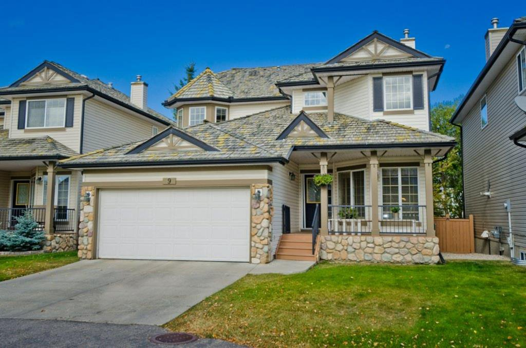 Main Photo: 9 250 Rocky Ridge Drive NW in Calgary: Rocky Ridge Detached for sale : MLS®# A1040761