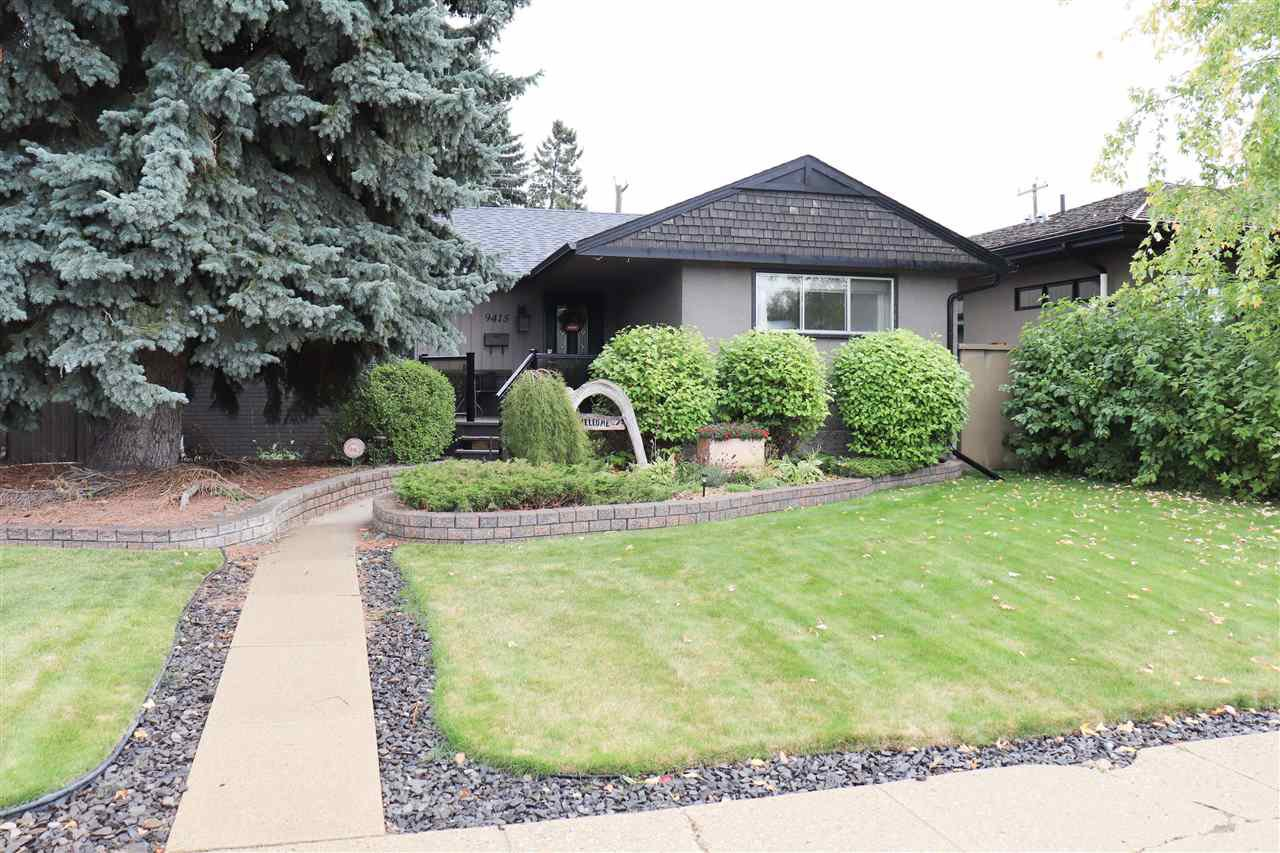 Main Photo: 9415 74 Street in Edmonton: Zone 18 House for sale : MLS®# E4175730