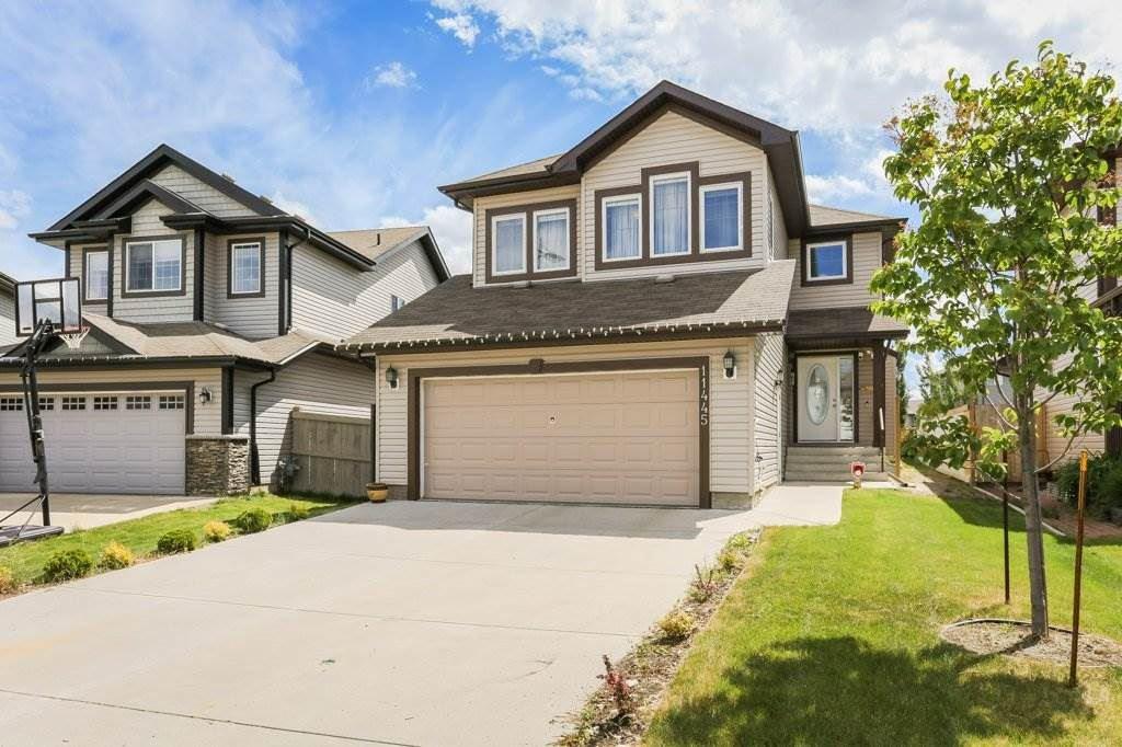 Main Photo: 11445 14A Avenue in Edmonton: Zone 55 House for sale : MLS®# E4185963