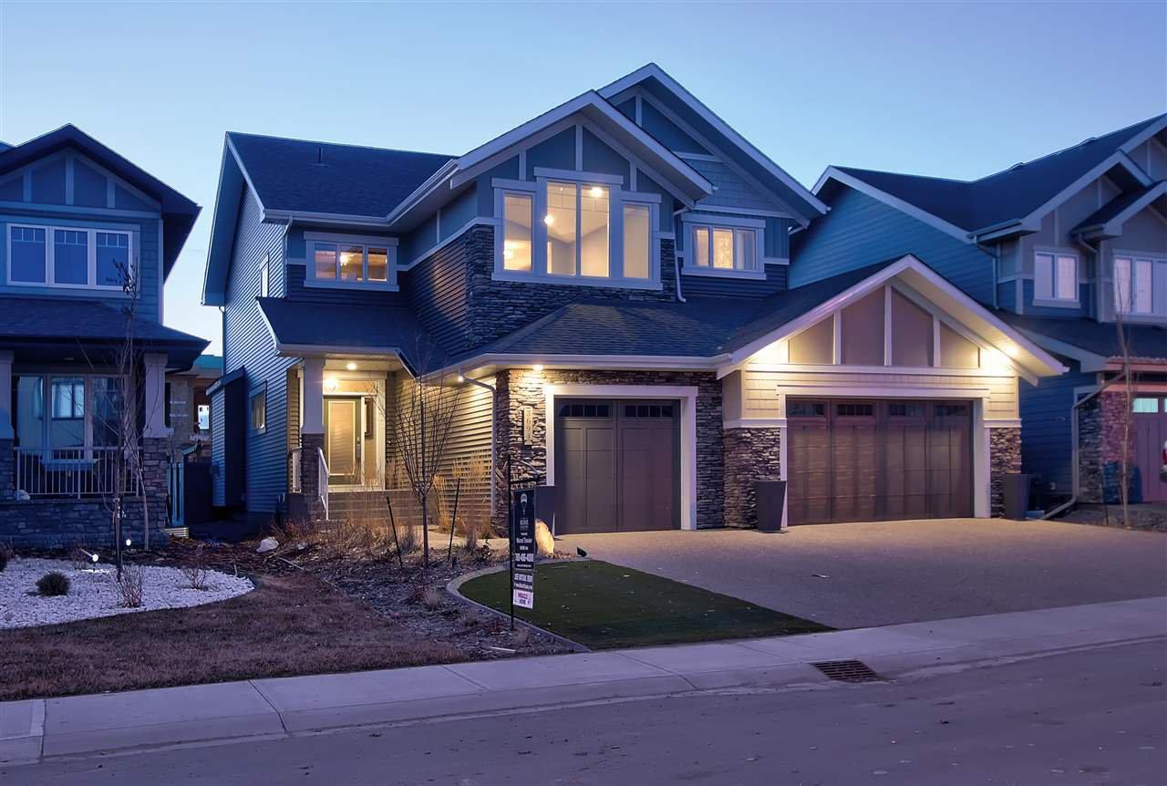 Main Photo: 3694 WESTCLIFF Way in Edmonton: Zone 56 House for sale : MLS®# E4191027