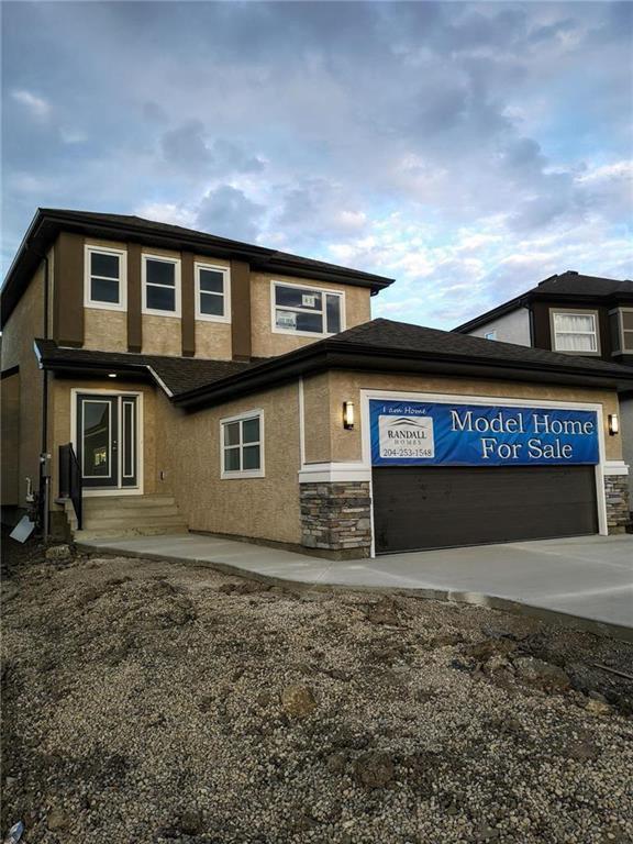 Main Photo: 41 KESTREL Way in Winnipeg: Charleswood Residential for sale (1H)  : MLS®# 202015619