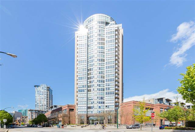 Main Photo: 2001 63 Keefer Place in Vancouver: Downtown VW Condo for sale (Vancouver West)  : MLS®# R2502410