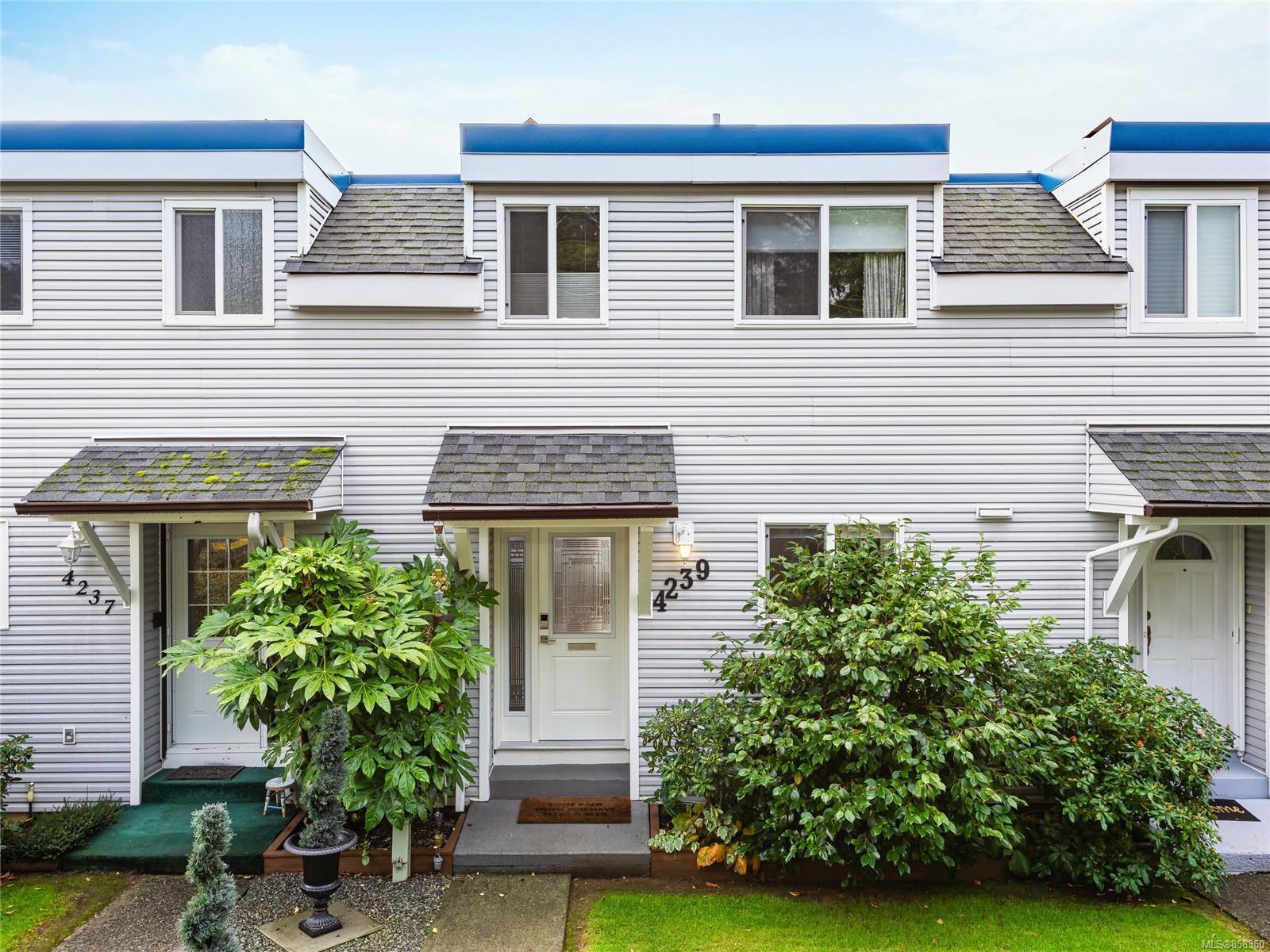 Main Photo: 4239 8th Ave in : PA Port Alberni Row/Townhouse for sale (Port Alberni)  : MLS®# 858350