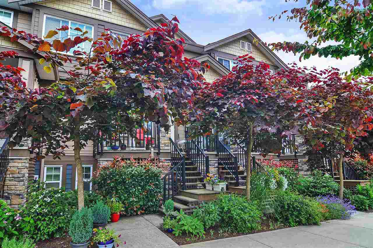 "Main Photo: 7 18818 71 Avenue in Surrey: Clayton Townhouse for sale in ""JOI"" (Cloverdale)  : MLS®# R2518217"