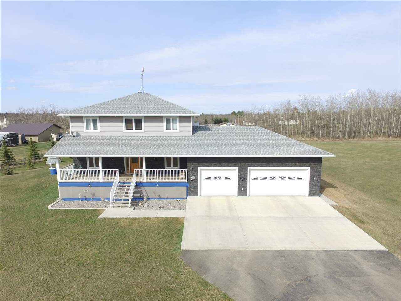 Main Photo: #24 240065 Twp Rd 472: Rural Wetaskiwin County House for sale : MLS®# E4170307