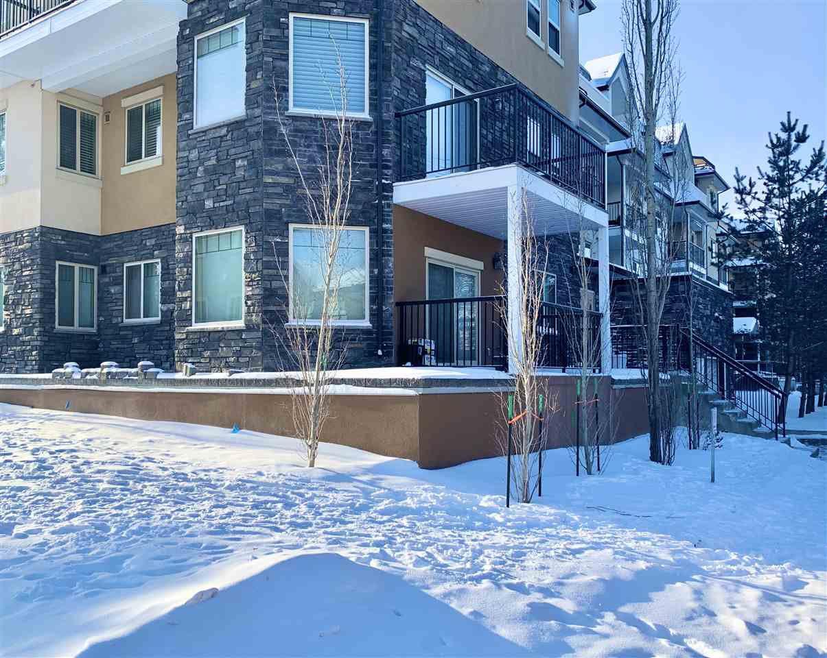 Main Photo: 115 8730 82 Avenue in Edmonton: Zone 18 Condo for sale : MLS®# E4194392