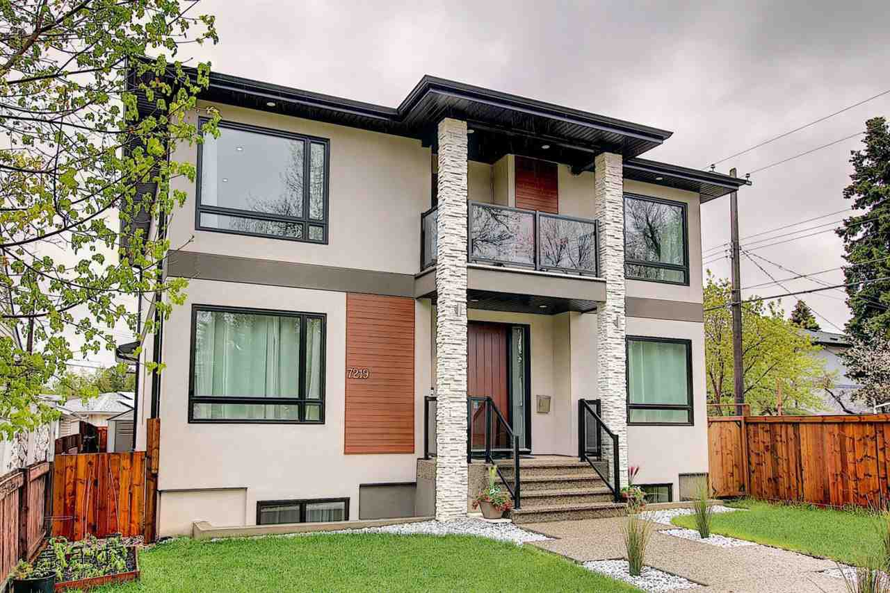 Main Photo: 7219 112 Street in Edmonton: Zone 15 House for sale : MLS®# E4199770