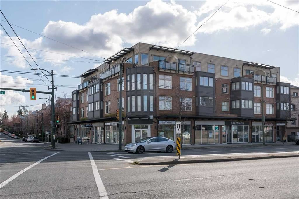 Main Photo: 303 2408 E BROADWAY in Vancouver: Renfrew VE Condo for sale (Vancouver East)  : MLS®# R2463724