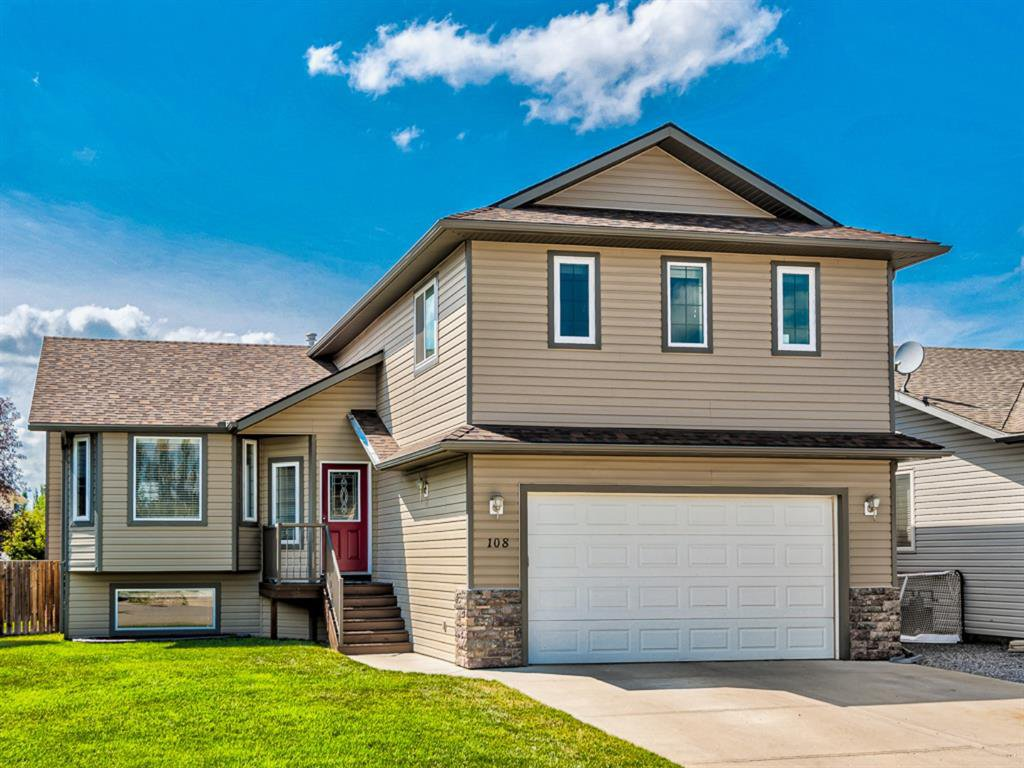 Main Photo: 108 CAMDEN Place: Strathmore Detached for sale : MLS®# A1017108