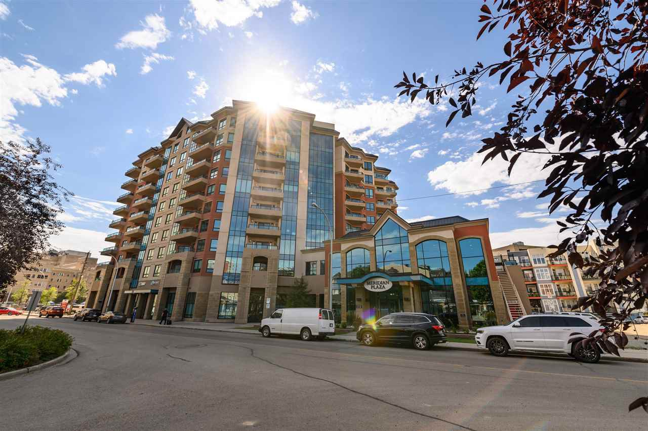 Main Photo: 612 10142 111 Street in Edmonton: Zone 12 Condo for sale : MLS®# E4210446