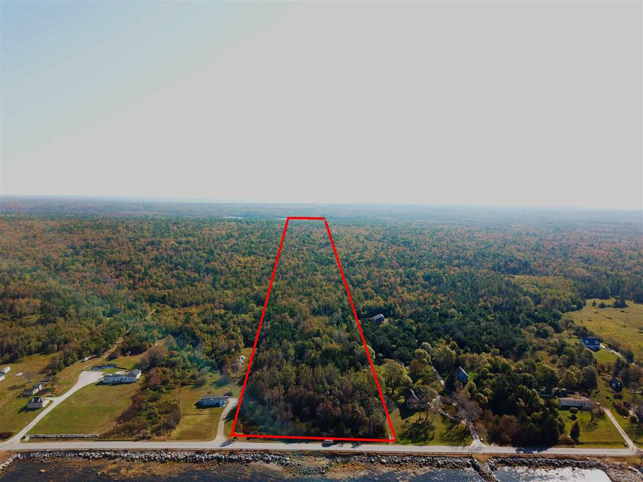 Main Photo: Lot Sandy Point Road in Sandy Point: 407-Shelburne County Vacant Land for sale (South Shore)  : MLS®# 202024837