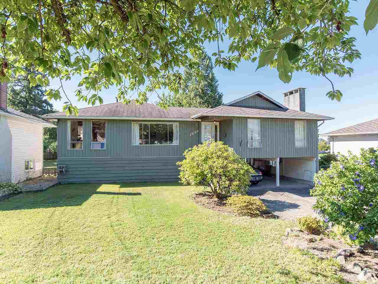 Main Photo: 7080 CURTIS Street in Burnaby: Westridge BN House for sale (Burnaby North)  : MLS®# R2481335