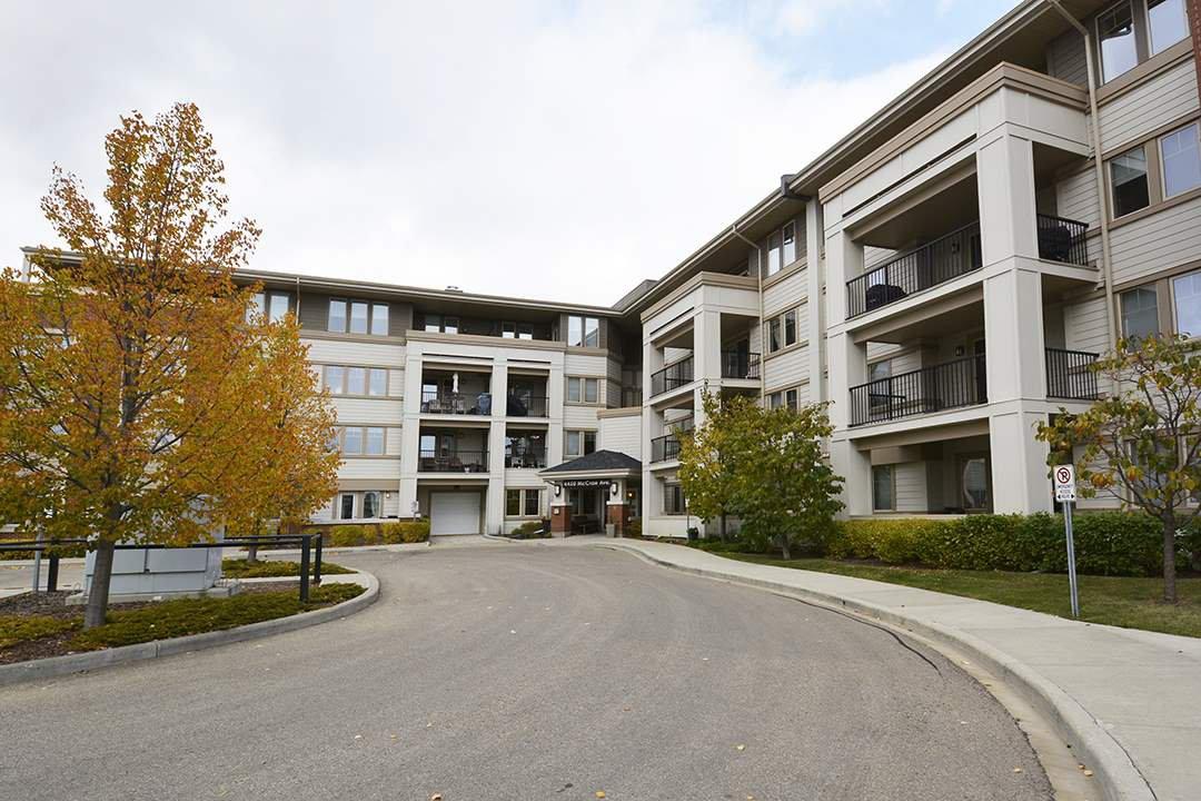 Main Photo: 115 4450 McCrae Avenue NW in Edmonton: Zone 27 Condo for sale : MLS®# E4218219