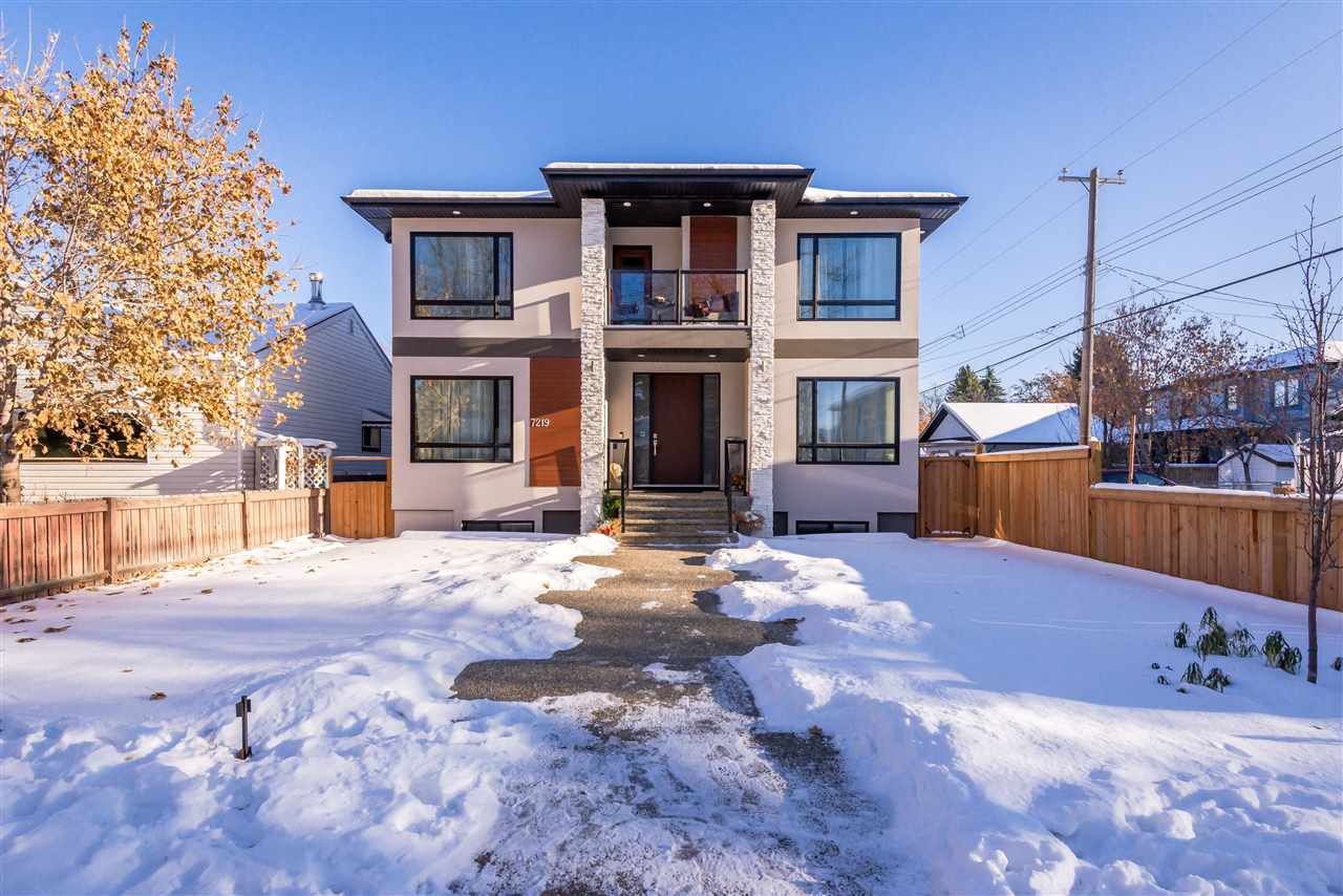 Main Photo: 7219 112 Street in Edmonton: Zone 15 House for sale : MLS®# E4222063