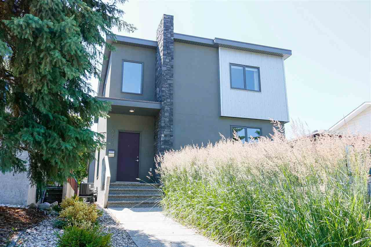 Main Photo: 8713 92A Avenue in Edmonton: Zone 18 House for sale : MLS®# E4168056