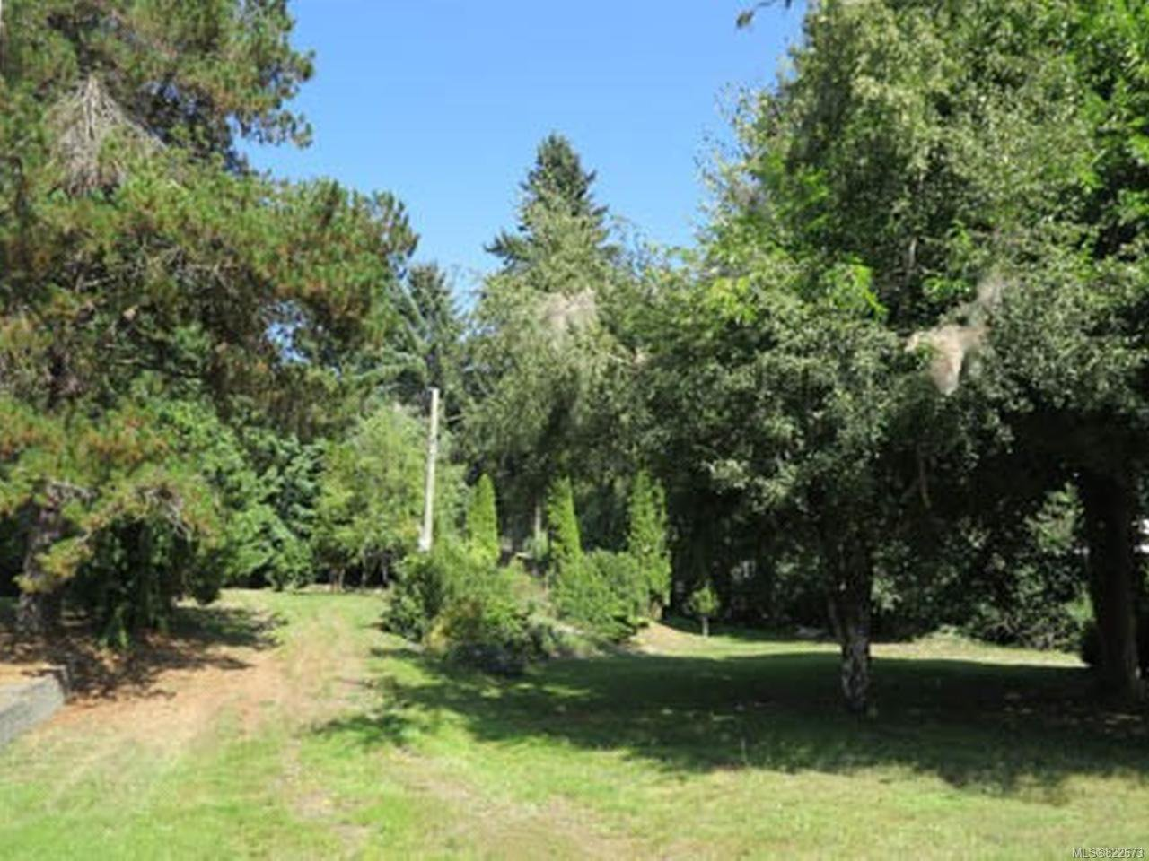 Main Photo: 4774 Lewis Rd in CAMPBELL RIVER: CR Campbell River South Land for sale (Campbell River)  : MLS®# 822673