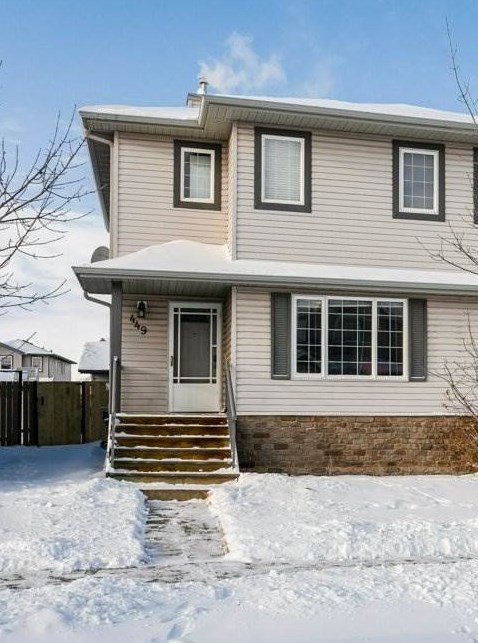 Main Photo: 449 ASTER Close: Leduc House Half Duplex for sale : MLS®# E4184424