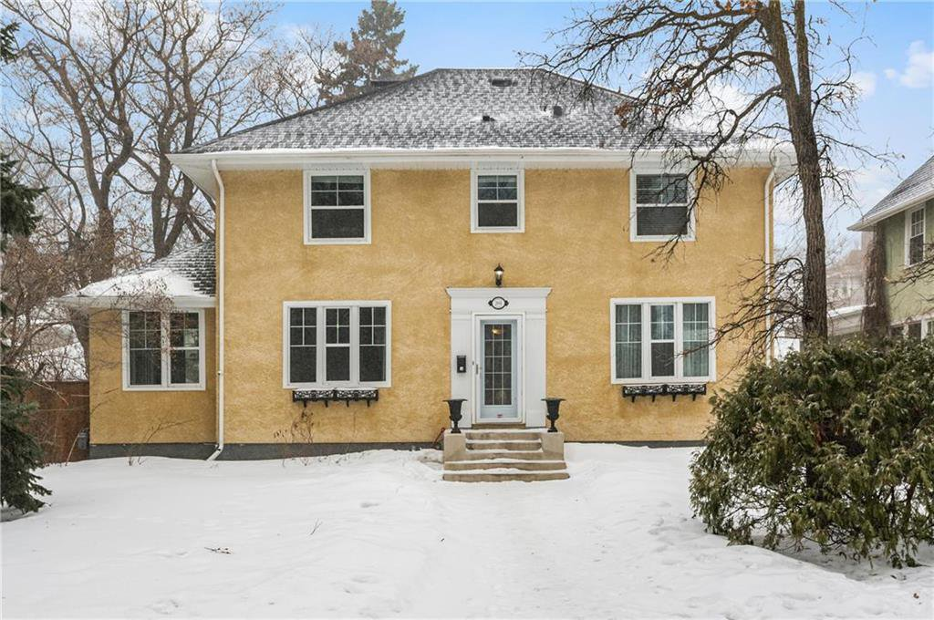 Main Photo: 201 Waverley Street in Winnipeg: Residential for sale (1C)  : MLS®# 202004728