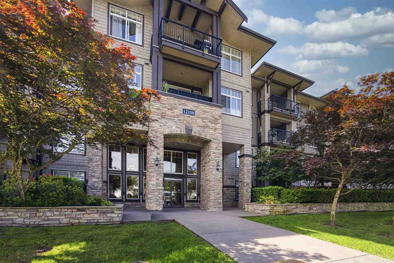 "Main Photo: 315 12258 224 Street in Maple Ridge: East Central Condo for sale in ""STONEGATE"" : MLS®# R2488356"