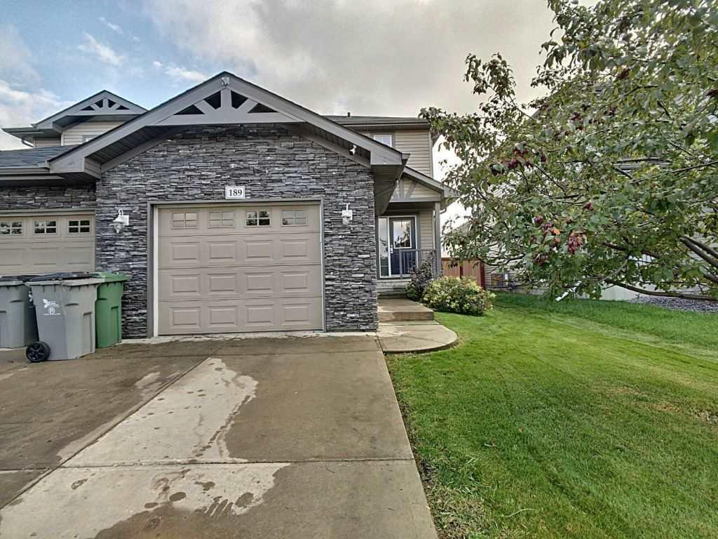 Main Photo: 189 Rue Monique: Beaumont House Half Duplex for sale : MLS®# E4172476