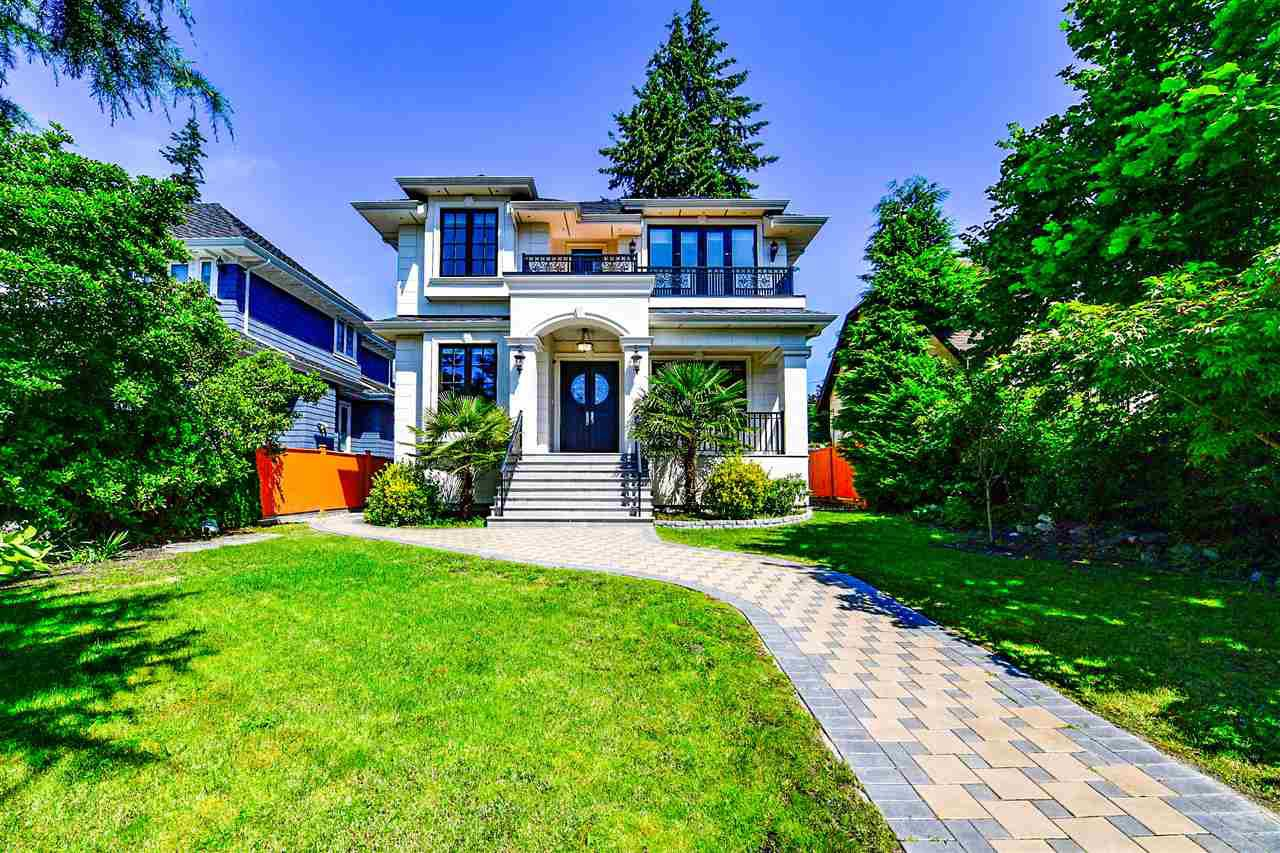 Main Photo: 3815 W 39TH Avenue in Vancouver: Dunbar House for sale (Vancouver West)  : MLS®# R2476842