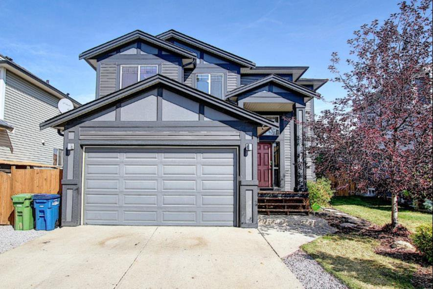 Main Photo: 2112 LUXSTONE Boulevard SW: Airdrie Detached for sale : MLS®# A1035857