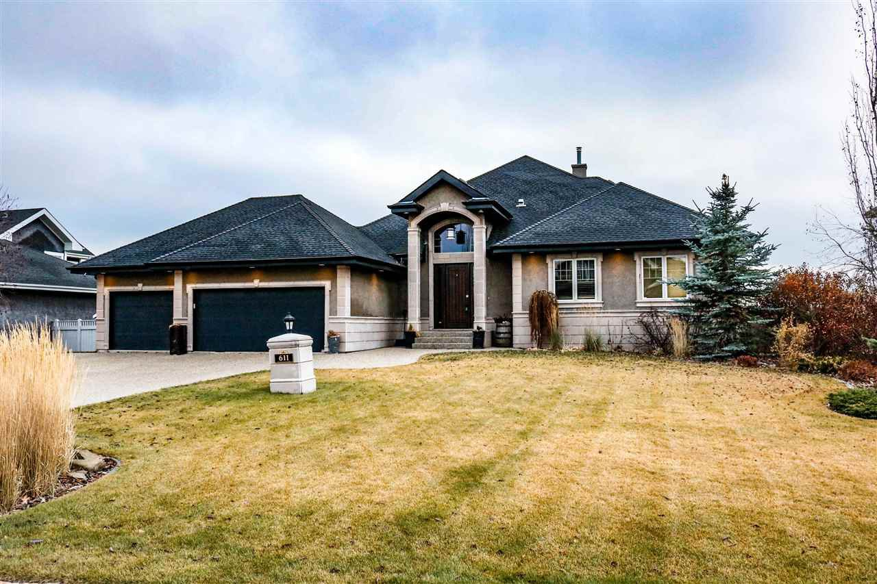 Main Photo: 611 23033 WYE Road: Rural Strathcona County House for sale : MLS®# E4220327