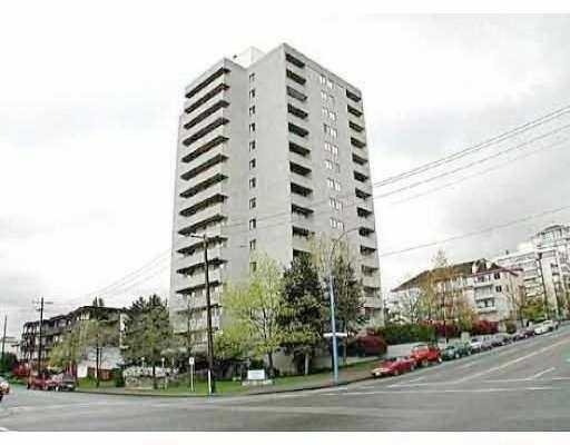 """Main Photo: 303 110 W 4TH ST in North Vancouver: Lower Lonsdale Condo for sale in """"OCEAN VISTA"""" : MLS®# V562267"""