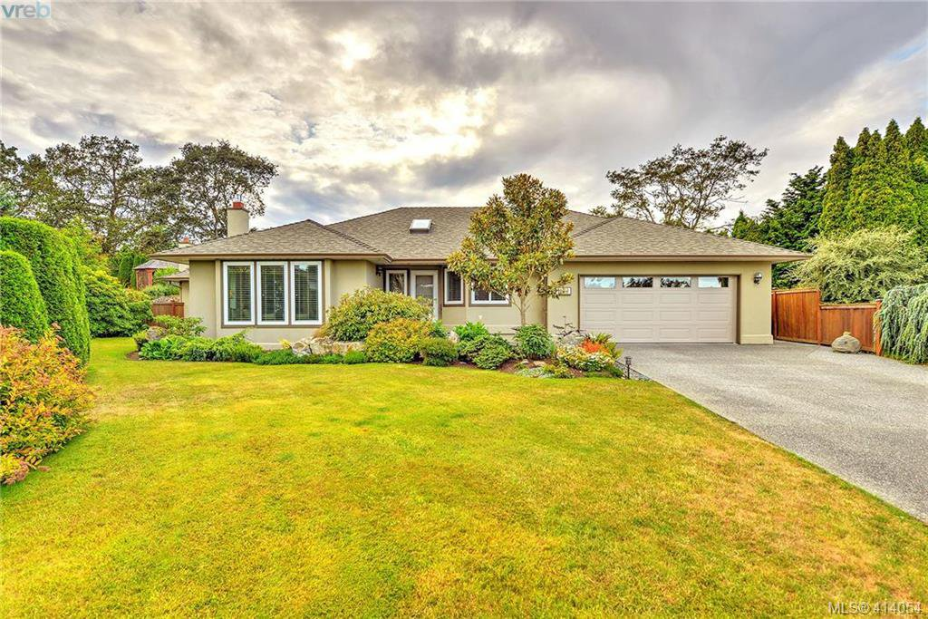 Main Photo: 1179 Sunnybank Court in VICTORIA: SE Sunnymead Single Family Detached for sale (Saanich East)  : MLS®# 414054
