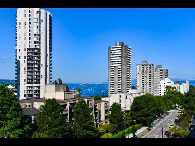 Main Photo: 803 1003 PACIFIC Street in Vancouver: West End VW Condo for sale (Vancouver West)  : MLS®# R2397725