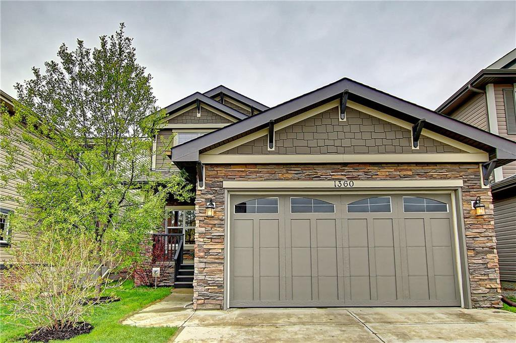 Main Photo: 1360 KINGSLAND RD SE: Airdrie House for sale : MLS®# C4245962