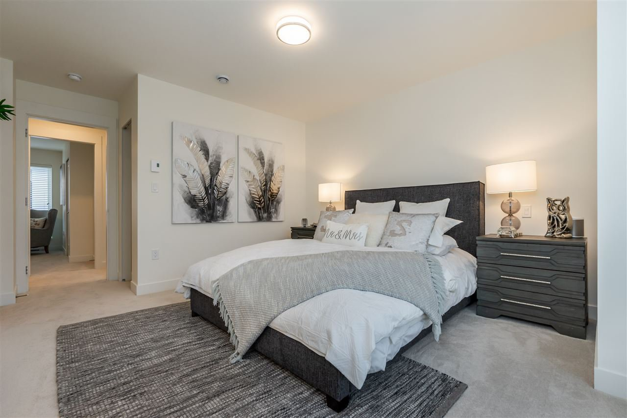 """Photo 11: Photos: 111 7947 209 Street in Langley: Willoughby Heights Townhouse for sale in """"luxia"""" : MLS®# R2444913"""