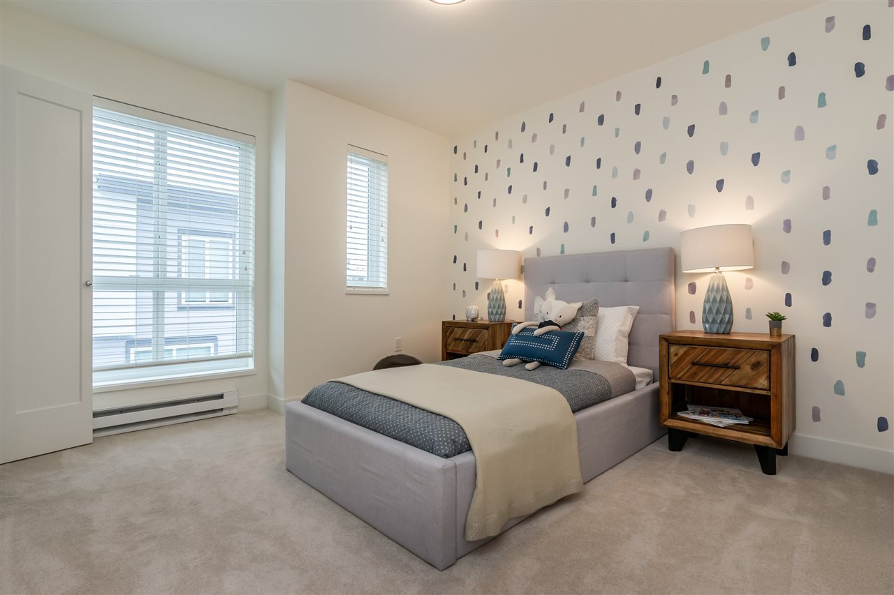 """Photo 14: Photos: 111 7947 209 Street in Langley: Willoughby Heights Townhouse for sale in """"luxia"""" : MLS®# R2444913"""