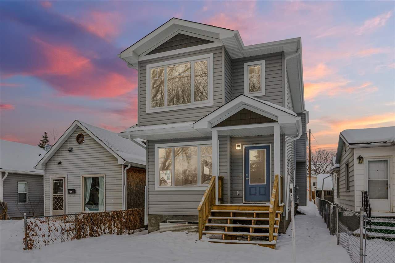 Main Photo: 12958 116 Street in Edmonton: Zone 01 House for sale : MLS®# E4193739