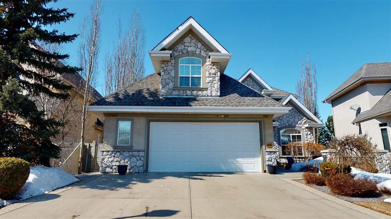 Main Photo: 869 TWIN BROOKS Close in Edmonton: Zone 16 House for sale : MLS®# E4194140