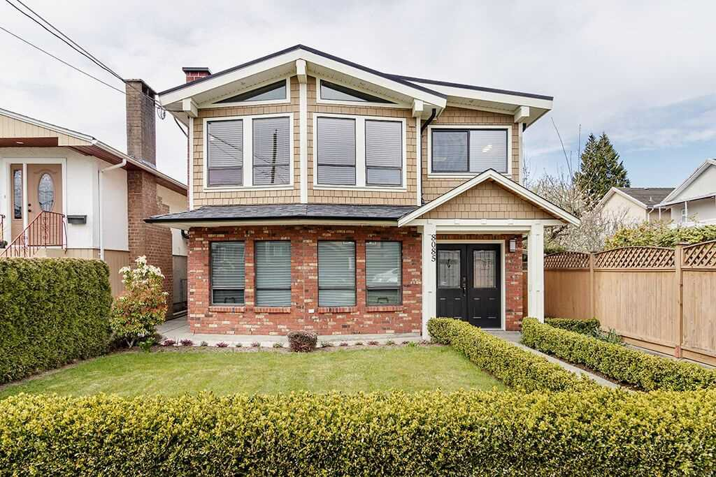Main Photo: 8085 15TH Avenue in Burnaby: East Burnaby House for sale (Burnaby East)  : MLS®# R2451225