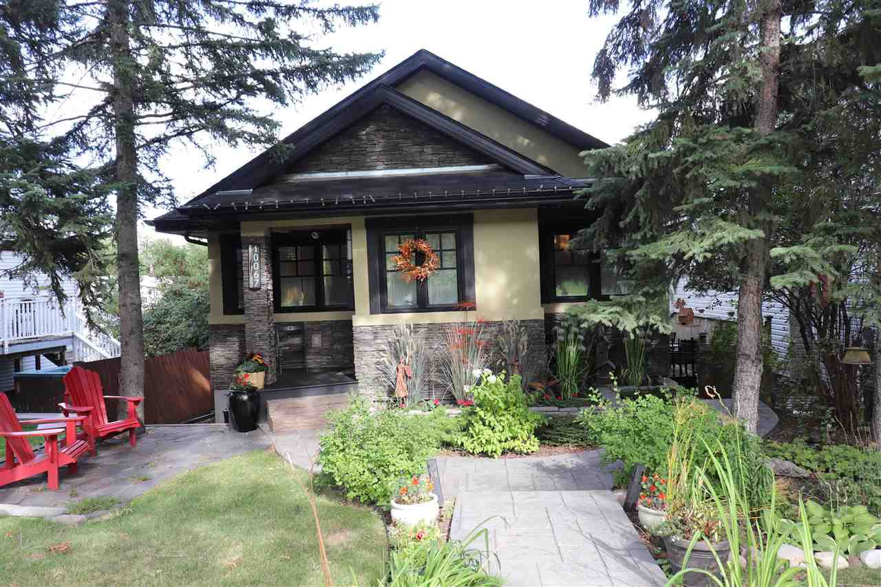 Main Photo: 10067 93 Street NW in Edmonton: Zone 13 House for sale : MLS®# E4213316