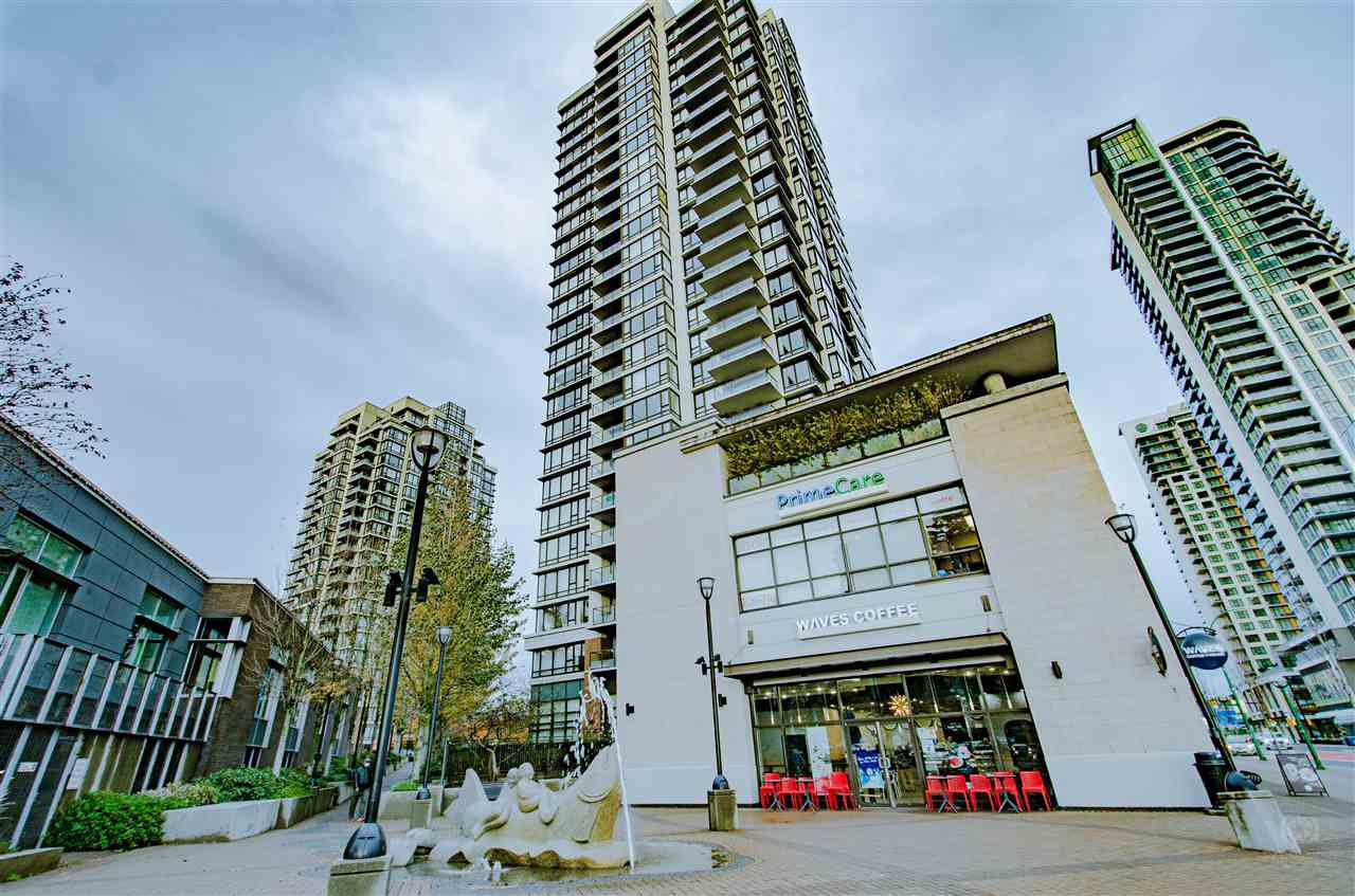 Main Photo: 503 7328 ARCOLA Street in Burnaby: Highgate Condo for sale (Burnaby South)  : MLS®# R2518275