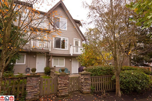 Main Photo: # 34 15355 26TH AV in Surrey: Condo for sale (South Surrey White Rock)  : MLS®# F1025838