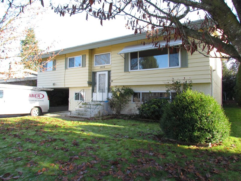 Main Photo: 2034 MEADOWS ST in ABBOTSFORD: Central Abbotsford House for rent (Abbotsford)