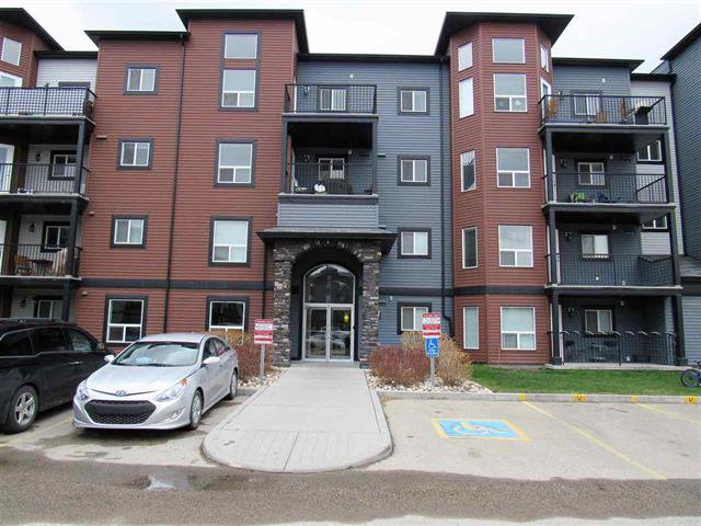 Main Photo: #313 400 SILVER BERRY RD NW in Edmonton: Zone 30 Condo for sale : MLS®# E4155929